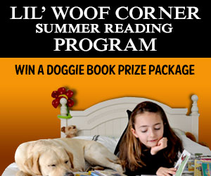 Lil' Woof Corner Summer Reading Program